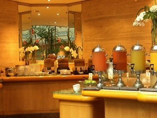 ヒルトン上海ホテル朝食