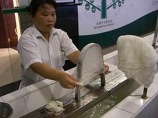 シルク製作